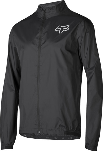 Attack Wind Jacke - Black