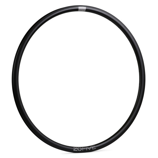 20Five Disc Gravel TR Rim - Black