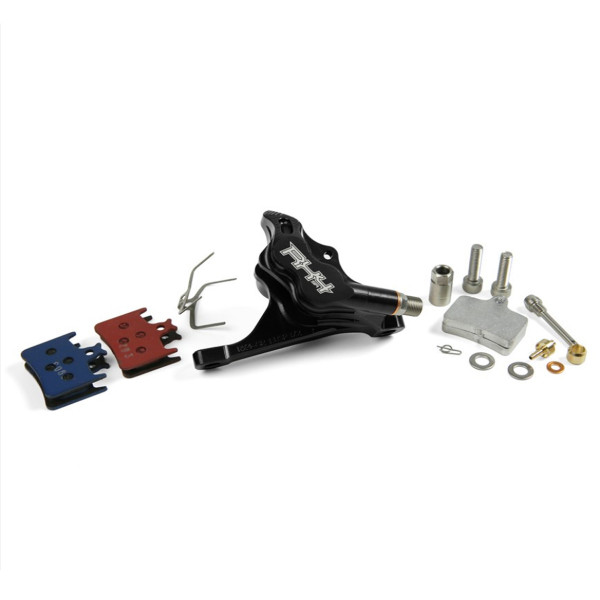RX4 Caliper Flatmount Complete front - Sram - black