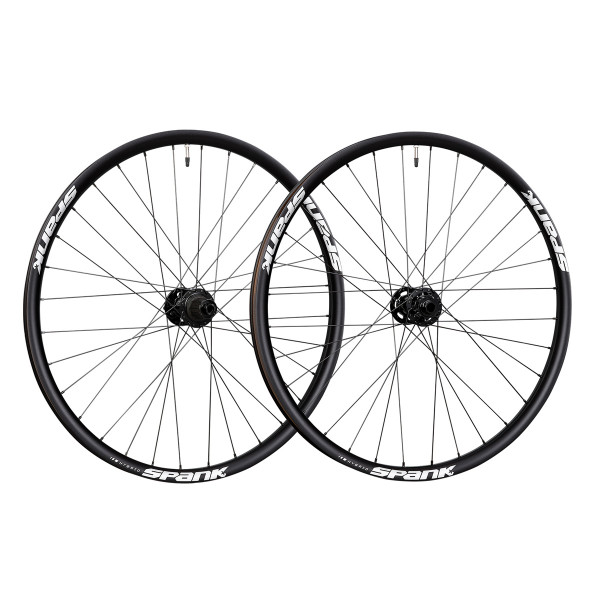 Oozy Trail 345 Boost 27.5 Inch Wheelset - Black