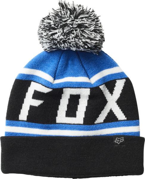 Fox Racing Throwback Mütze - Schwarz Blau online kaufen  3a11529edb48