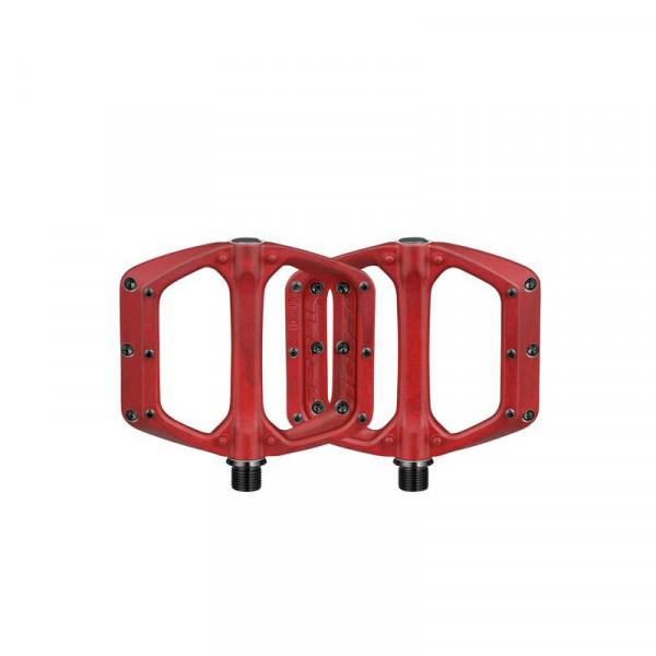 Spoon DC Flat Pedals - Black