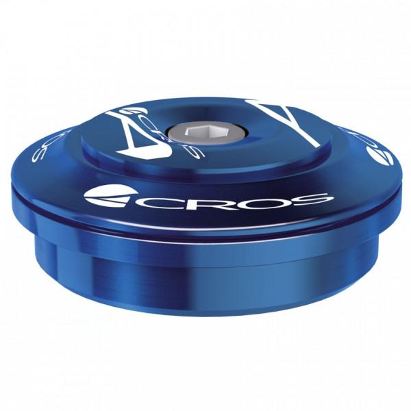 AZ-44 Steuersatz Oberteil - ZS44/28,6 - blau