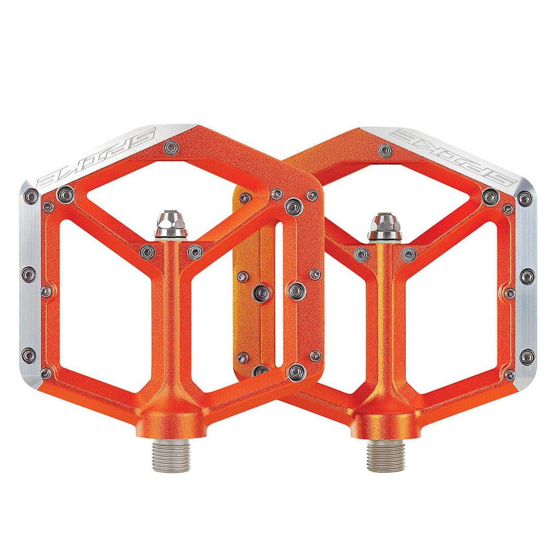Spank Spike Flat Pedal 2016 - Orange online kaufen | BMO Bike-Mailorder