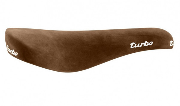Turbo 1980 Sattel - braun