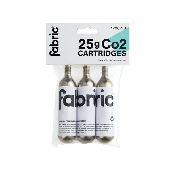 CO2 cartridges 25g - 3 pcs