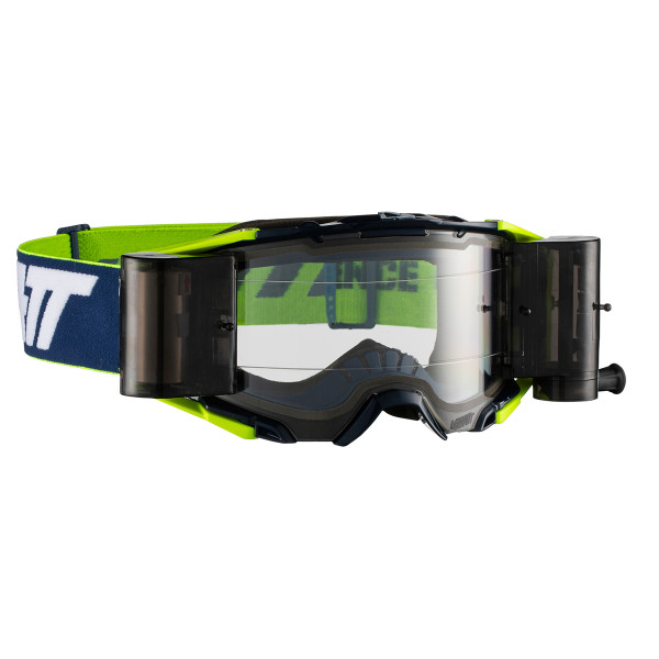 Velocity 6.5 Goggle mit Roll-Off System - Blau
