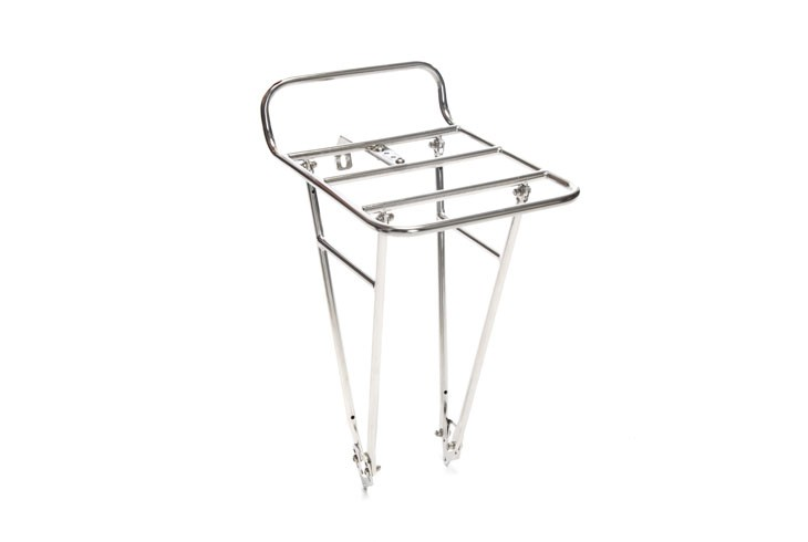 Commuter Front Rack - Silver