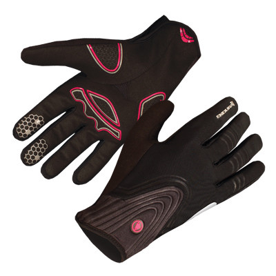 Wms Windchill Handschuh - Schwarz