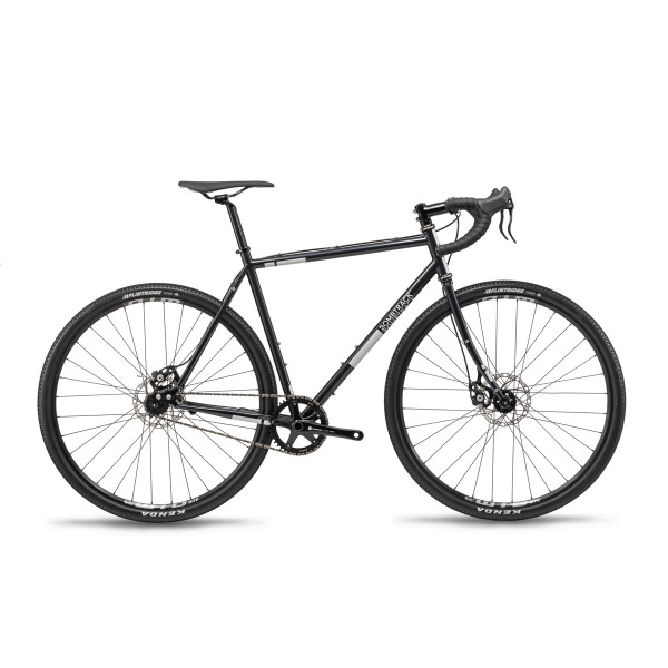 Arise 2 complete wheel - black
