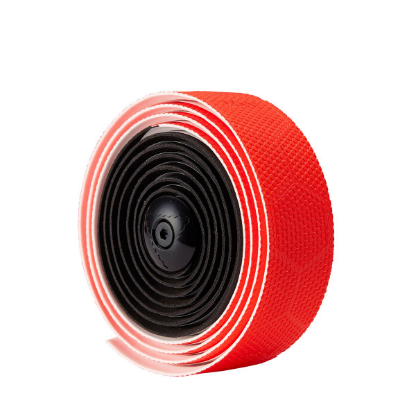 Hex duo bar tape - black/red