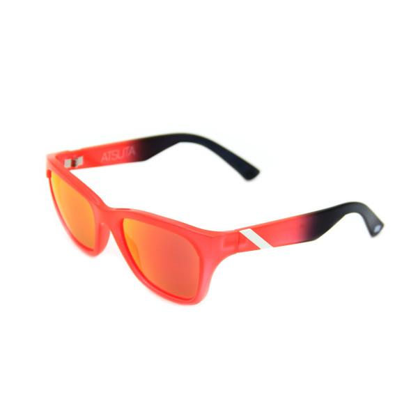 Atsuta Sunglasses - Neon Red