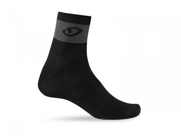Comp Racer Socken 3er Pack - black dark shadow