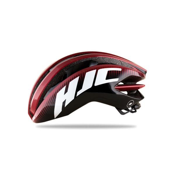 IBEX Road Helmet - Matt pattern Red