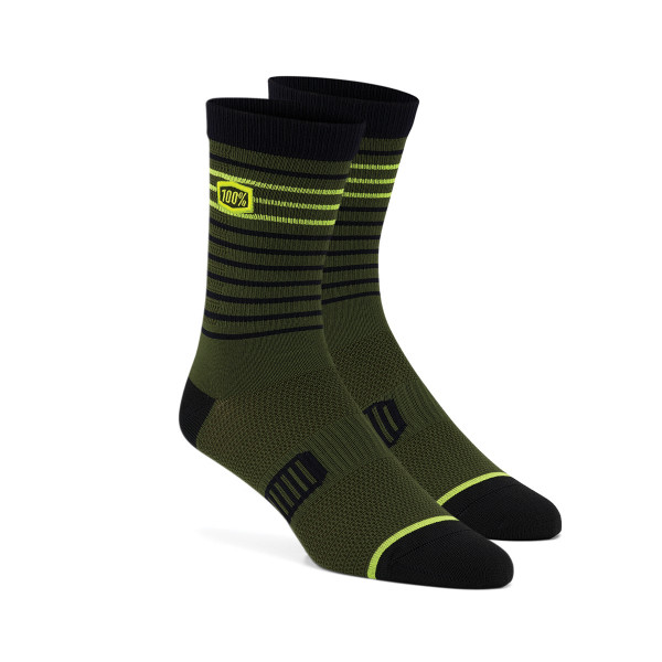 Advocate Performance Socks - Green