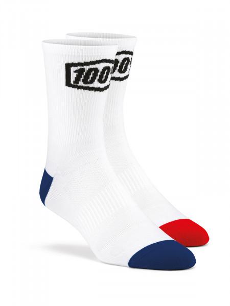 Terrain Socken - weiss