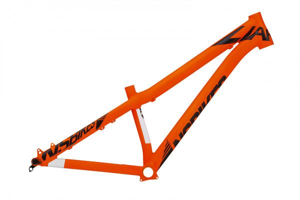 Liar 4X Rahmen 26 Zoll - orange