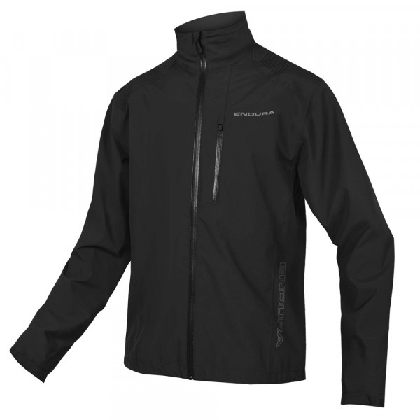Hummvee Waterproof Jacket - Balck