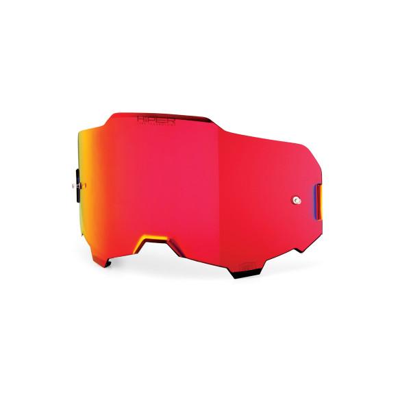 Armega HiPER Anti-Fog Replacement Lens - Red mirrored