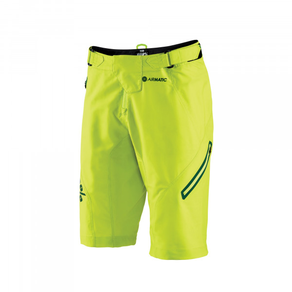 Airmatic Enduro/Trail Short Dusted - LE Lime