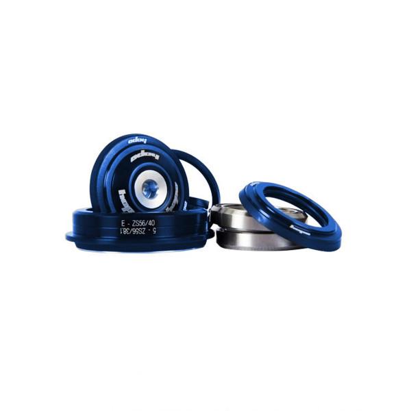 Pick n Mix Headset single - bottom - blue