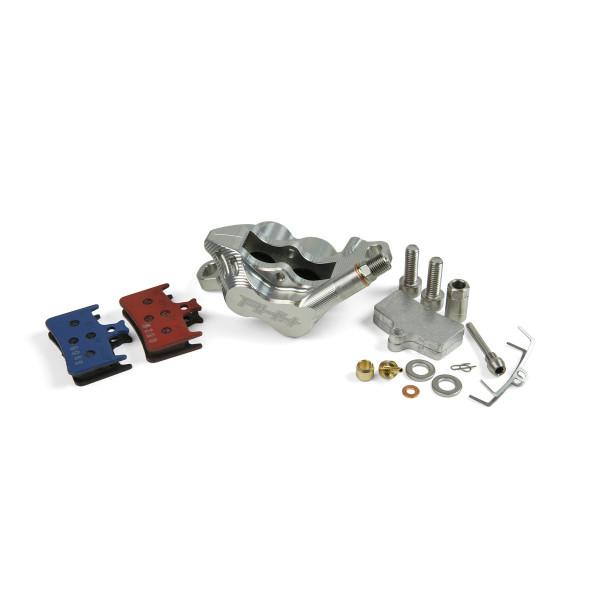 RX4 Brake Caliper Postmount Complete - Shimano - Silver
