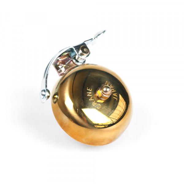 Suzu Bell - Handlebar - Gold